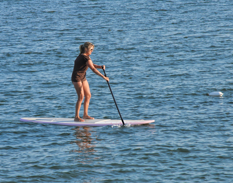 Paddle Boarding Home