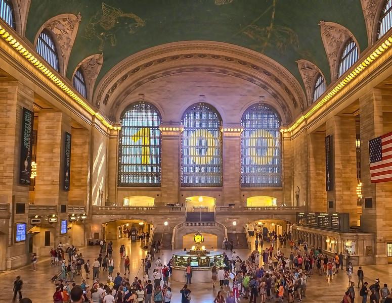 Happy Birthday Grand Central