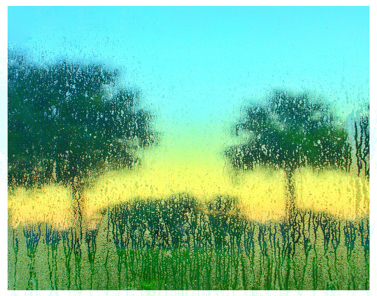 sunrise  window condensation