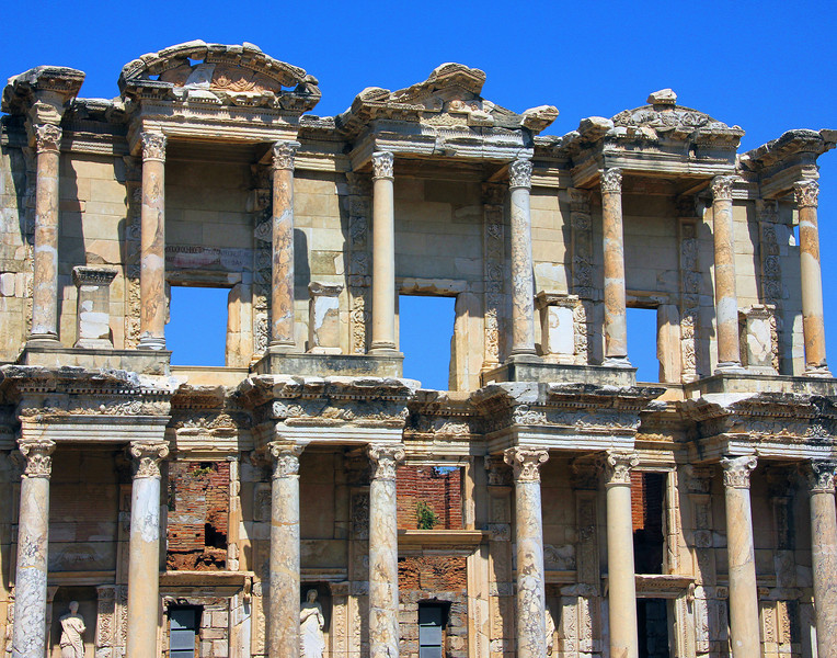 Rear Windows - Ephesus