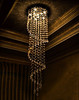 Serpentine Chandelier