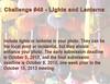 Lights & Lanterns - Challenge Definition