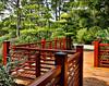 Fence at  Morikami