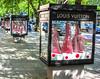 Louis Vuitton's Glass Boxes