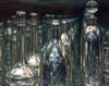 Bottles Under Glass
