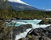 Volcanic Stream, Chile