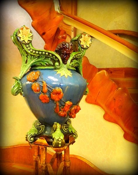 Gaudi Vase