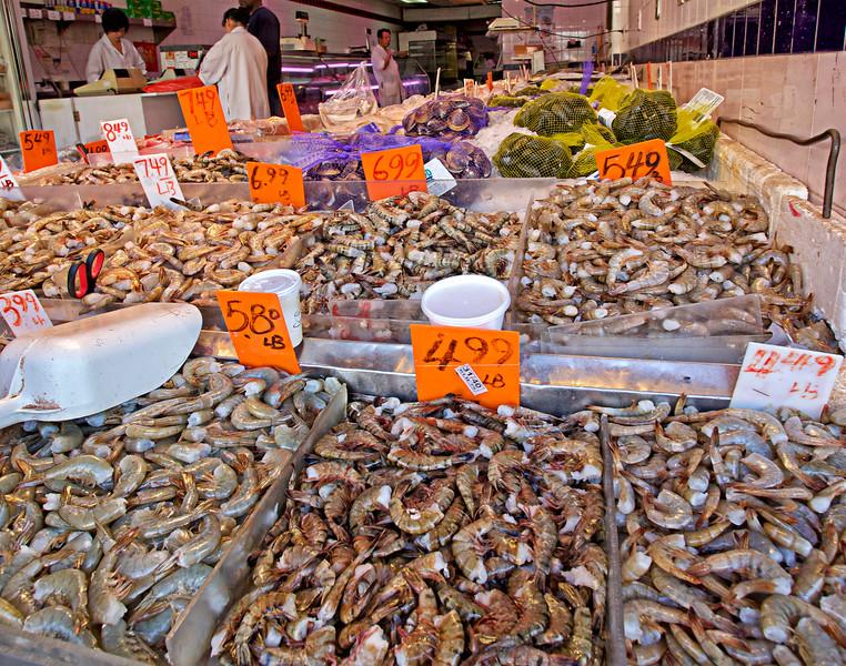 Chinatown Fresh Fish Market