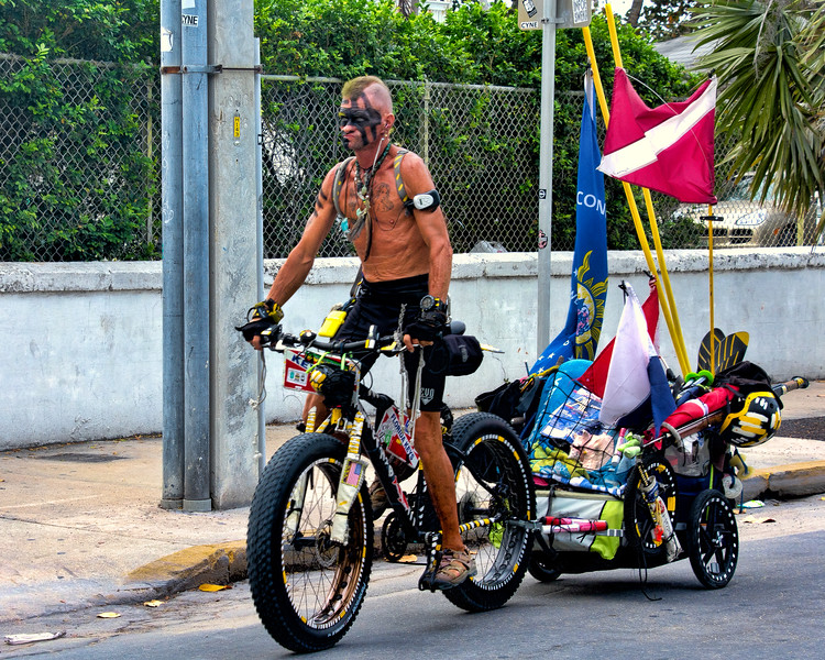 Conch Republic Biker