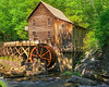 Glade Creek Grist Mill, W.Va.