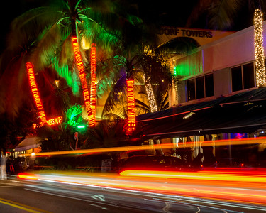 South Beach Night Moves