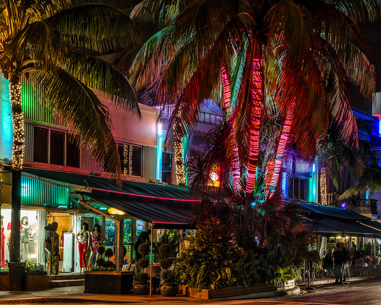 Streets of South Beach