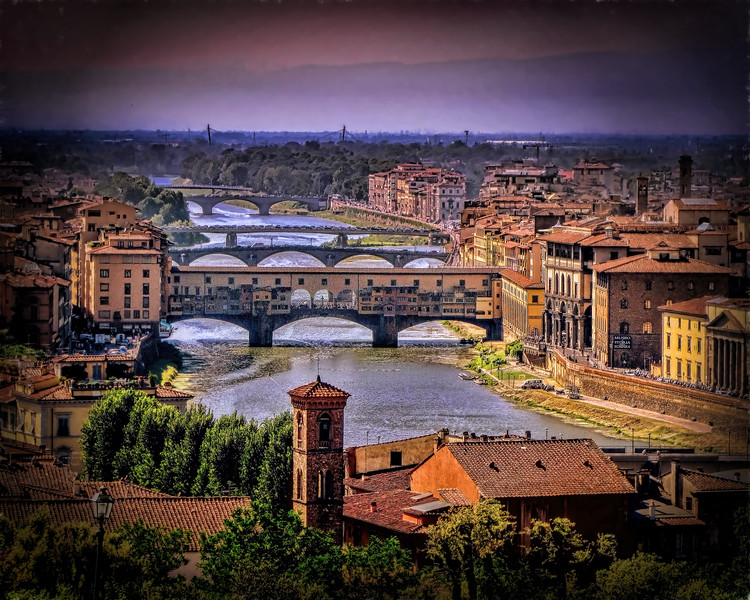 The Bridges of Florenza