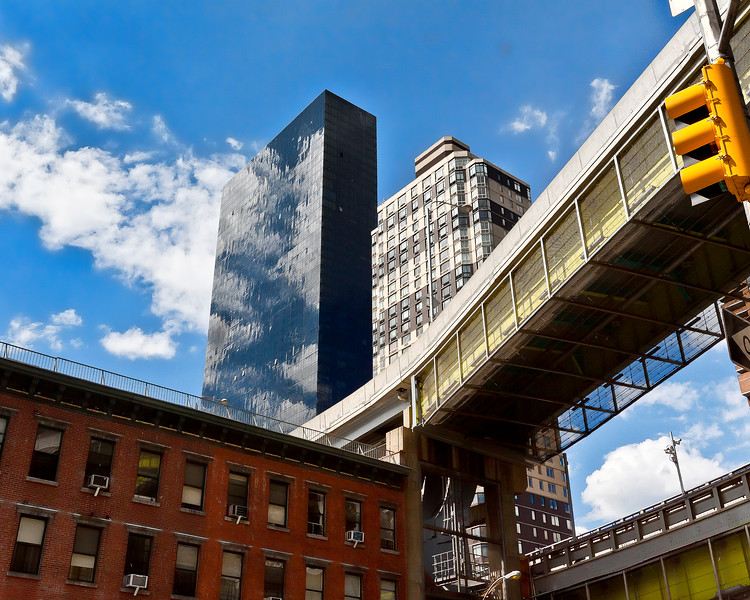 NYC Bridge to Nowhere