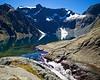 New Zealand Glacial Lake