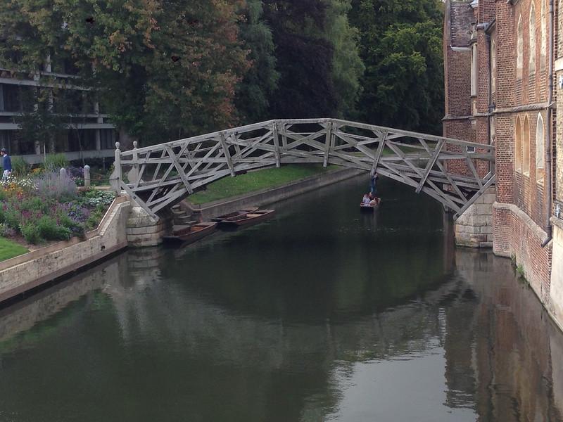 Newton's Bridge