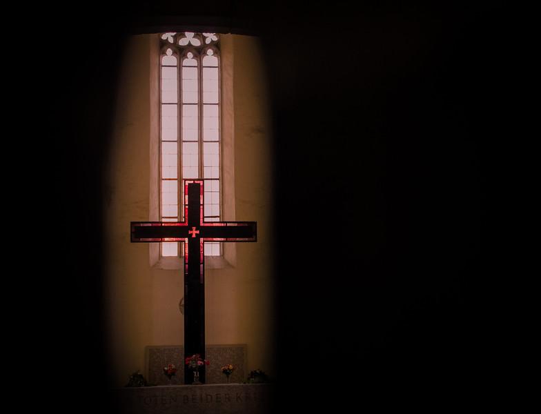 An Isolated Cross