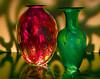 2 vases<br /> <br /> Pete Stein