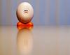 Revised, cropped and sharper version<br /> Egbert The Egg Timer<br /> Mike Packman