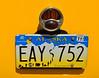 Bus License Plate - Gail Dorfman
