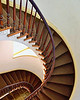 Stairway in New Orleans