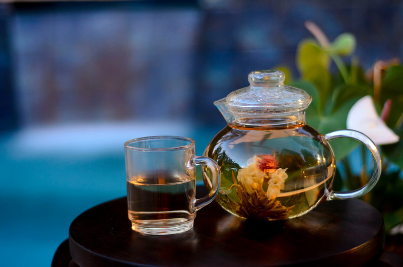 Blooming Tea Time