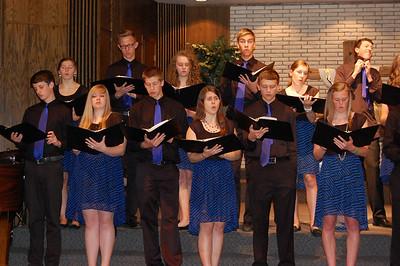 2013-2014 Chamber Choir