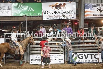 Ladies Ranch Bronc Riding