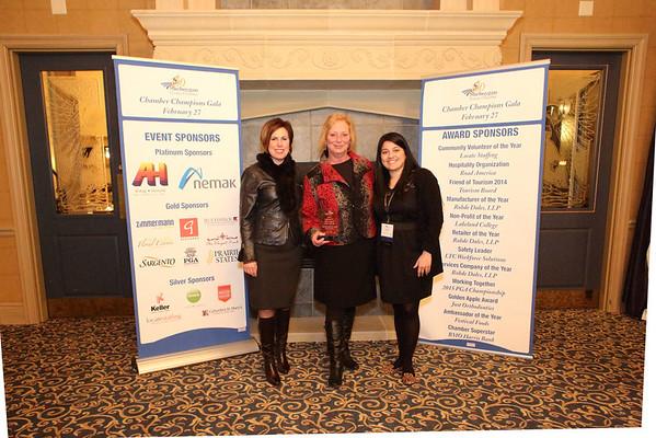 Chamber Winners & Nominees 2014
