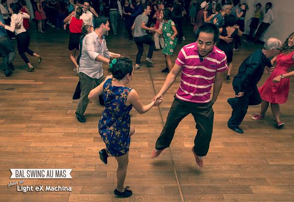 Grand Bal Swing au MAS avec les Jellyrolls Combo  © Light eX Machina, 2014 / Tous droits réservés.