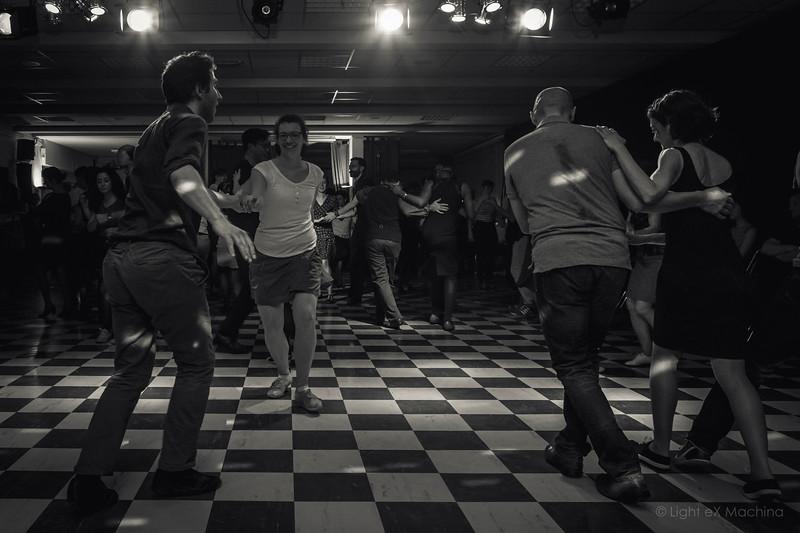 Le bal swing de l'association Swingcorner/MatouSwing.  Photo Light eX Machina, 2016.  CC BY-NC-SA 4.0