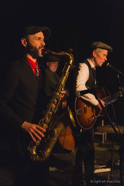 Bal SwingCorner avec Billy Collins Swingin Paris Trio - 29/01/2017  Tous droits réservés. © Light eX Machina, 2017. All rights reserved.