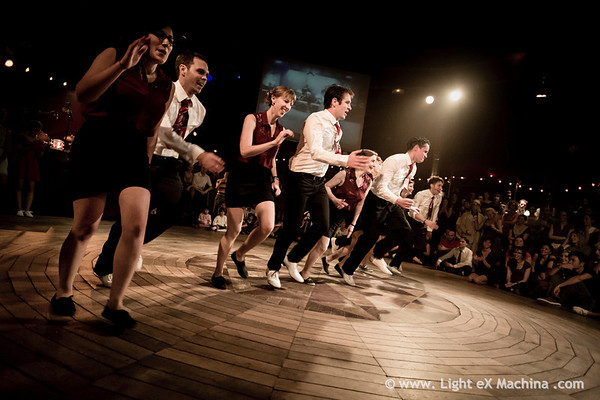 Cabaret Sauvage - Big Apple, Team BrotherSwing