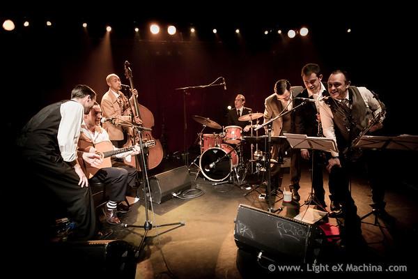 Cabaret Sauvage - Hot Sugar Band