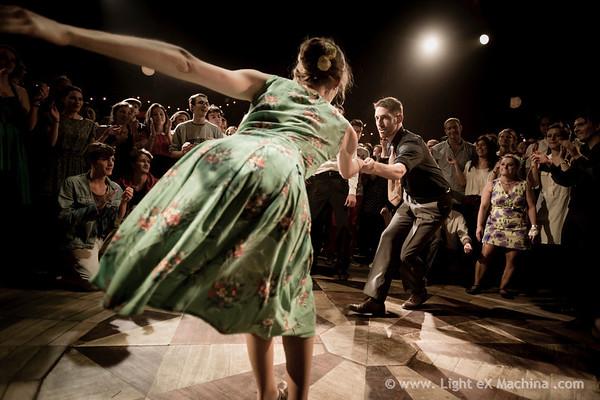 Cabaret Sauvage - Jam, Alexia & Peter