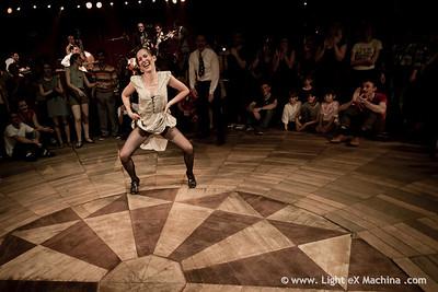 Cabaret Sauvage - Jam, Audrey