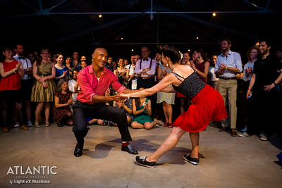 Atlantic Swing Festival 2016, Sunday night, photo by Light eX Machina  Better quality pics on the web gallery http://www.lightexmachina.com/Chambre-noire-Darkroom/Dance/Atlantic-Swing-Festival-2016  Feel free to share on your Facebook wall. Please CREDIT my work and DO NOT CROP pictures. NO commercial or promotional usage. Contact me at alx@lightexmachina.com for any such request.  © Light eX Machina, 2016. All rights reserved.