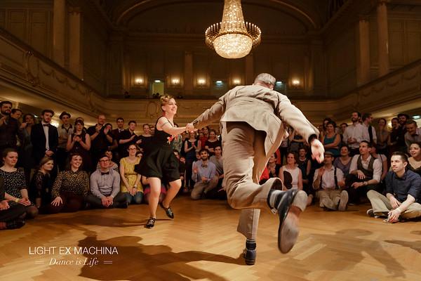 ✰ Dance is Life serie ✰ Leapin'Lindy 2017, Isabella & Pontus, a memorable jam :D