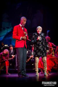 Show at Harlem's Apollo Theater