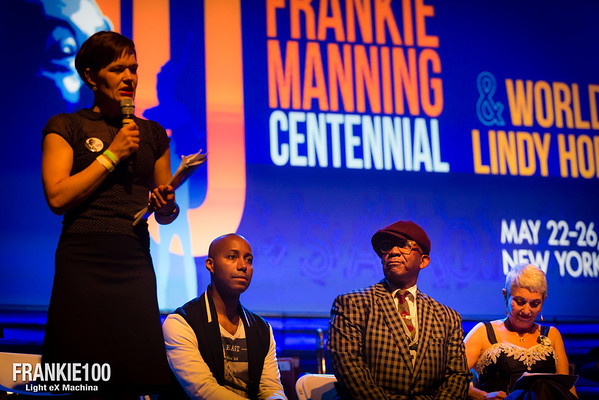 Frankie Manning: Remembering the Man