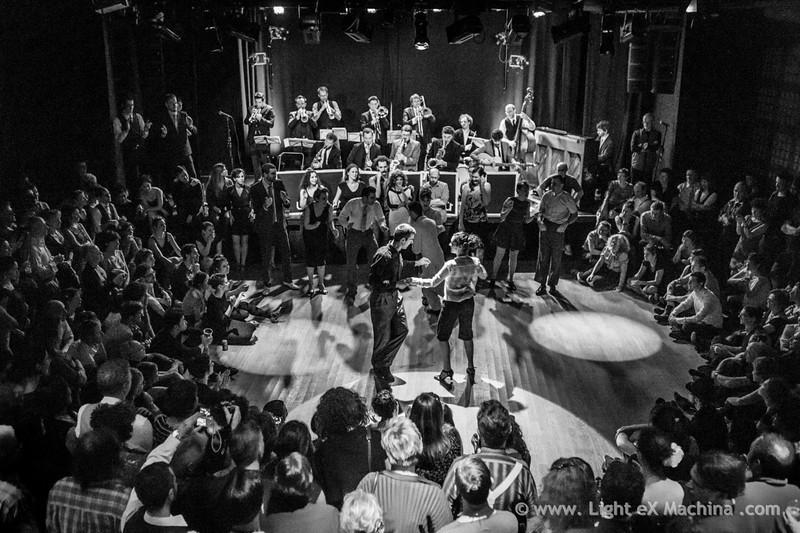 Paris Balboa Shag Festival, saturday party - teachers jam
