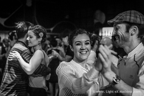 Paris Balboa Shag Festival, saturday party