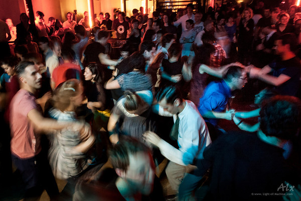 JRDF 2012 - friday party