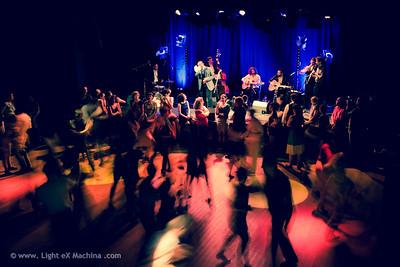 Paris Lindy EXchange - saturday party