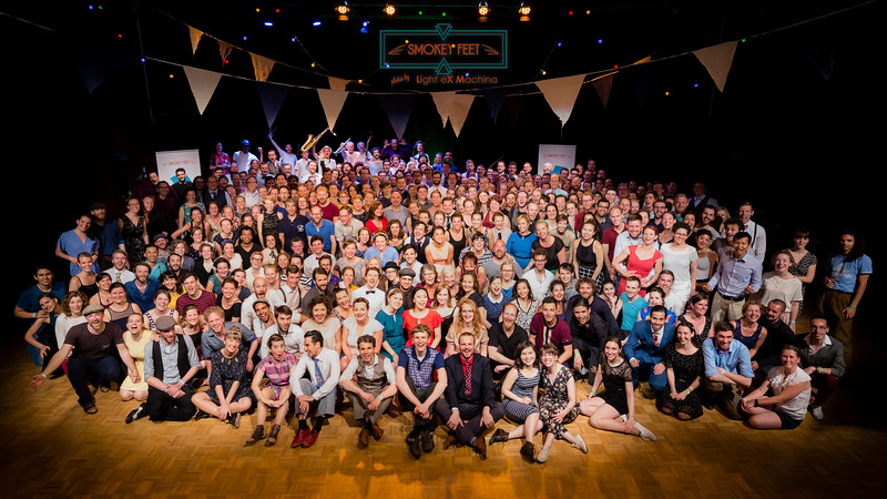 """Smokey Feet 2017 group picture. You can download the full resolution file here : <a href=""""http://www.lightexmachina.com/Event/Smokey-Feet-group-pictures/i-M2Z6hBN/A"""">http://www.lightexmachina.com/Event/Smokey-Feet-group-pictures/i-M2Z6hBN/A</a><br /> Feel free to share on social media with the author's credit and without cropping.<br /> © Light eX Machina 2017."""