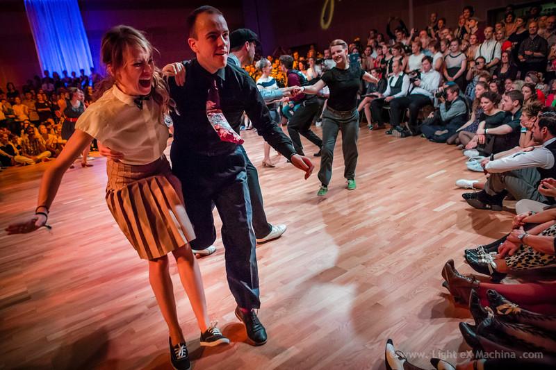 Snowball 2013 - Jack & Jill, Alexia & Felix