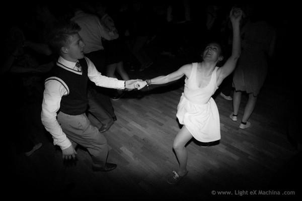 SnowBall Swing Scene