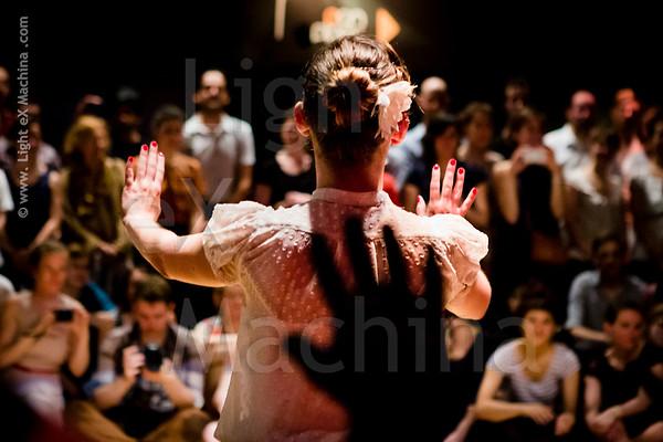 Swingin Paris Festival 2013 - girls solo charleston, les mains