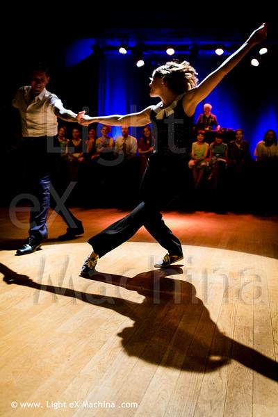 Swingin Paris Festival 2013 - Teachers presentation