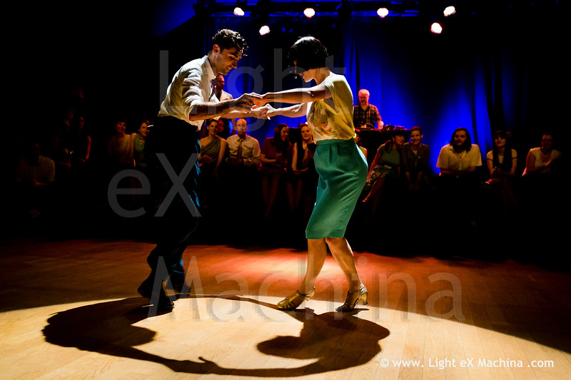 Swingin Paris Festival 2013 - Teachers presentation, rings